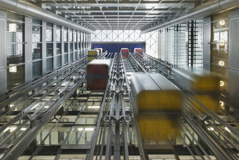 Smart Elevators and the Internet of Things | Sourceable | The Programmable City | Scoop.it