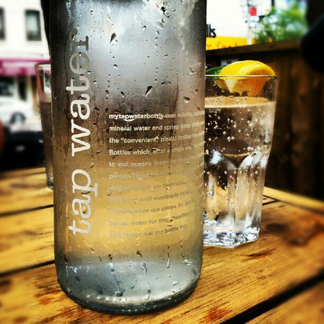 Tapping Into Public Awareness About Drinking Water | All about water, the oceans, environmental issues | Scoop.it