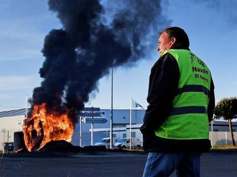 #France fuel strikes leave petrol stations dry and pose threat to Euros #Nuitdebout #Brexit power to the people | The uprising of the people against greed and repression | Scoop.it
