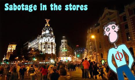 Matifutbol: Sabotage in the stores | Matifutbol | Scoop.it