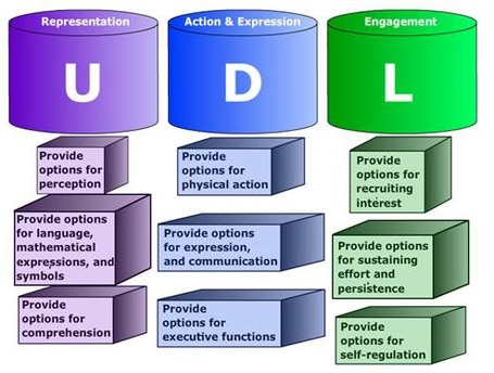 Archived Webinar: UDL, AIM and AT: Complementary Supports for the Achievement of All Students | UDL - Universal Design for Learning | Engagement Based Teaching and Learning | Scoop.it