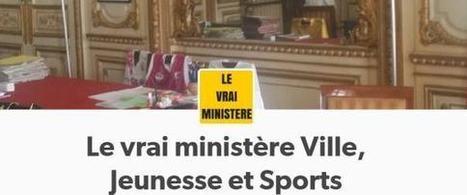 Entre autodérision et autopromo, le ministre de la Jeunesse et des sports lance son Tumblr   Social media 2.0   Scoop.it