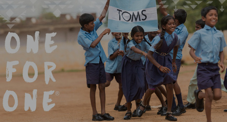 Et si on passait au marketing one for one ? #TOMS | marketing emotionnel | Scoop.it