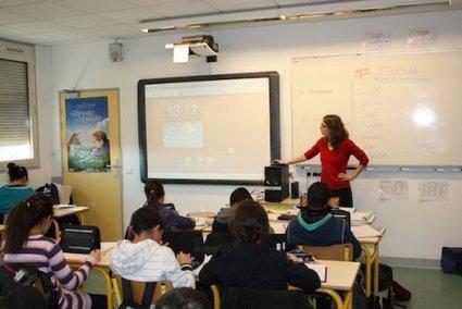 Utiliser le TBI/TNI en classe de français - sitographie | Les Lettres | Scoop.it