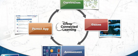 Disney 'Connected Learning' Aims To Infuse Games with Learning | EdSurge | :: The 4th Era :: | Scoop.it