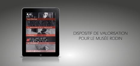 Prototype étudiant de valorisation culturelle pour le Musée Rodin   Museums, open data and heritage promotion on the web   Scoop.it