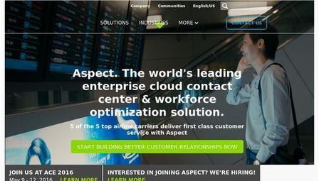 Aspect Software: Chatbot-Revolution verändert das Kundenerlebnis mit Facebook Messenger | Medienbildung | Scoop.it