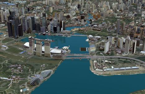 Innovation in 3D is Putting Singapore Land Authority on the Map | Everything is related to everything else | Scoop.it