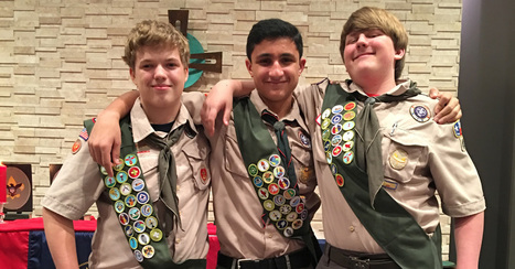 Life Scout to fellow Scouts: Don't rush your journey to Eagle | Connect Eagle Scouts To Your Unit, District or Council Committee | Scoop.it