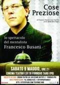 Spettacolo di mentalismo 'Cose Preziose' di F. Busani e L. Speroni | www.Mentalismo-Positivo.it | Scoop.it