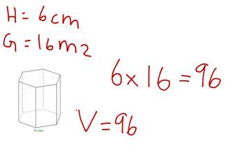 Prisme - Gruppe 4 | Educreations | UCV Geometri st. grp. 4 Hold 3 | Scoop.it