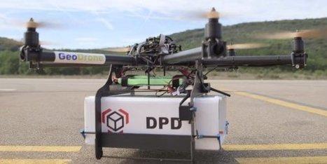La Poste va lancer des livraisons par drone en Suisse cet été | CRAKKS | Scoop.it
