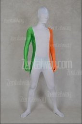 Ireland Flag Spandex Lycra Zentai Suit [a116] - $38.00 : Buy Zentai,zentai suits,zentai costumes,lycra bodysuit,bodysuit spandex,cheap,zentai wholesale,from zentaiway.com | flag zentai suits | Scoop.it