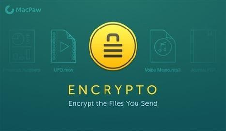 Encrypto: compartir archivos de forma segura | Colaboración + economía. | Scoop.it
