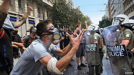 Greece - What have we become? | Democracy and discontents | Scoop.it