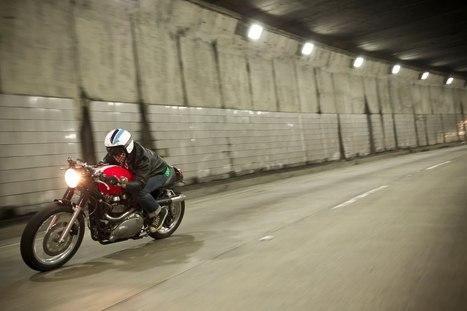 GUERRILLA NIGHT | Vintage Motorbikes | Scoop.it