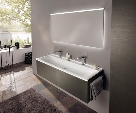 Sphinx  420 new uitgebreid met aantrekkelijke Varicor wastafels | Sphinx | Scoop.it