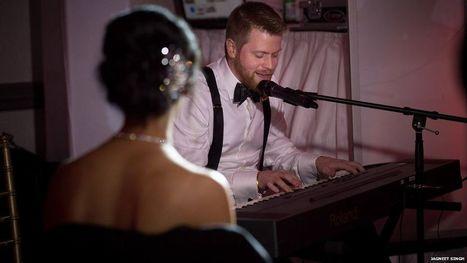 Bollywood song makes Canada wedding go viral - BBC News - BBC.com - BBC News   Monica qb wedding   Scoop.it
