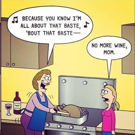 It's all about the baste | Garden Humor | Scoop.it