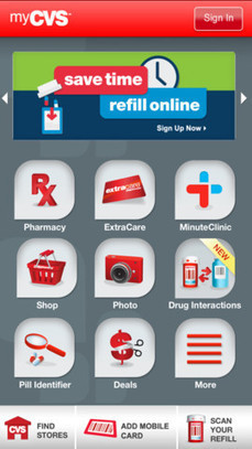 CVS adds OTC drug interaction checker to mobile app | mobihealthnews | Mobile Health: How Mobile Phones Support Health Care | Scoop.it