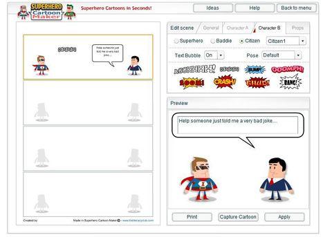 Cartoon Maker Zone | as-stoff | Scoop.it