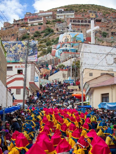 Bolivia's colourful Oruro carnival | BBC News | Kiosque du monde : Amériques | Scoop.it