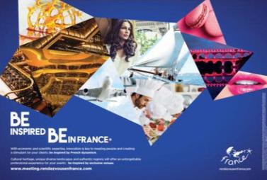 Atout France lance une campagne pour promouvoir les évènements professionnels | Destination marketing | Scoop.it