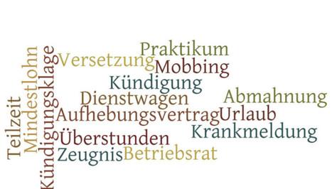Das ABC des Arbeitsrechts – von Abmahnung bis Zeugnis | Steuerberatung Kuratiert | Scoop.it