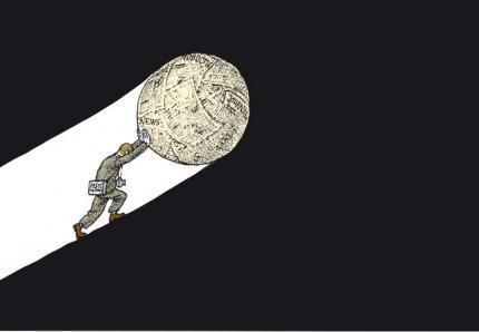 Grèce.  Le papier renaît de ses cendres | DocPresseESJ | Scoop.it
