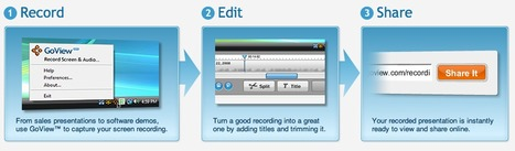 Screencasting Tools: Citrix GoView (Windows only) | eduvirtual | Scoop.it