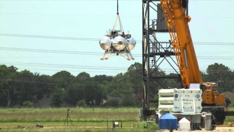 NASA's latest Morpheus test proves it's got some catching up to do | Space matters | Scoop.it