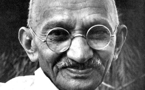 Brilliant Article On Law Of Attraction Lessons From Mahatma Gandhi | The option of Nonviolence | Scoop.it