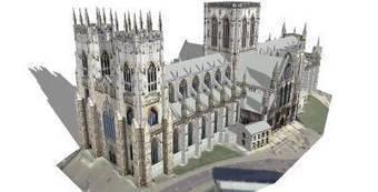 York Minster by Damo - 3D Warehouse | 3D Model | Scoop.it