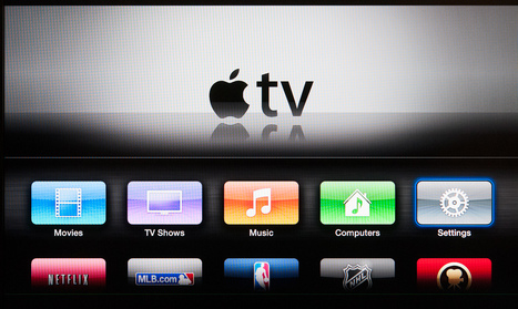 Apple TV Set Can Redefine the Connected TV Experience at WWDC - [via Spacelab] | The Future of Social TV | Scoop.it