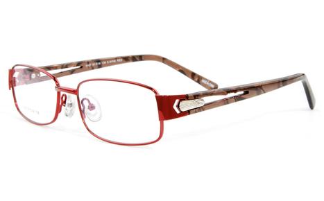 S.Red 1107 Full Rim Oval Glasse | anninobi | Scoop.it