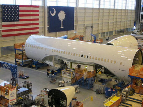 Boeing official touts SC plant but is mum on 777X plans - The State | Transportation & Composites | Scoop.it
