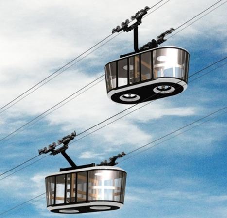 Le projet de télécabine urbain reçoit le soutien financier de l'État   BTS-M22-ville-en-mutation   Scoop.it
