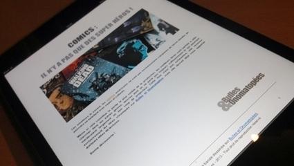 Ebook gratuit - Comics : Il n'y a pas que des super-héros ! | A propos de la bande dessinée | Scoop.it