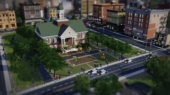 SimCity 5: Sustainable, Suburban and Slightly More Human | urban designs | Scoop.it