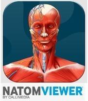 Natom Viewer : outil d'éducation thérapeutique sur tablette | La revue de presse de Callimedia | Scoop.it