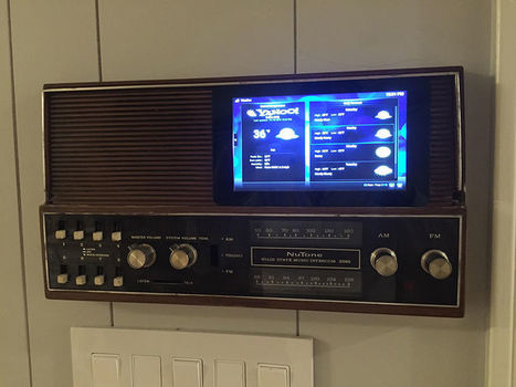 Retro Smart Home Systems : home audio system | Home Automation | Scoop.it