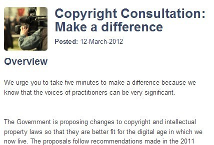 2 days to make a difference - copyright and disabled people! | Inclusive teaching and learning | Scoop.it