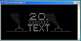 Watch ASCII Star Wars in Windows XP, Vista, 7, 8 & 10 | ASCII Art | Scoop.it