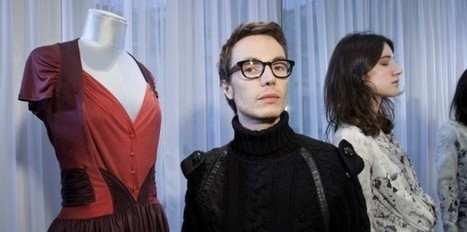 Le groupe LVMH investit chez Maxime Simoëns | Inspiration by Meet My Designer | Scoop.it