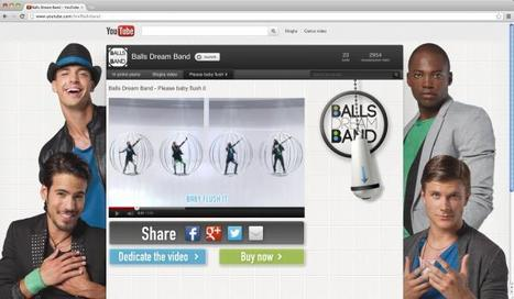 Balls Dream Band - Bref Power Activ Online Advert | Balls Dream Band | Scoop.it