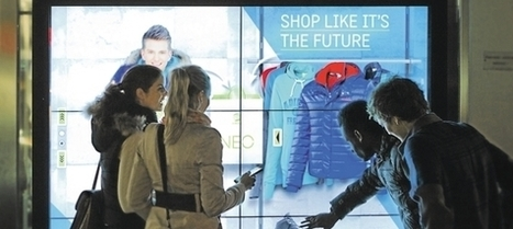 Les magasins du futurs seront numériques et connectés aux smartphones | Revue de presse pour commerçants connectés | Scoop.it