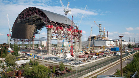 The Chernobyl Arch: Capping The World's Worst Civilian Nuclear Disaster | Amazing Science | Scoop.it