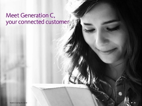 Are you ready for Generation C via Mobile? | Expertiential Design | Scoop.it