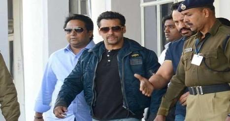 Bollywood News:सलमान ने कहा, 'मैंने नहीं किया शिकार' | Bollywood News | Scoop.it