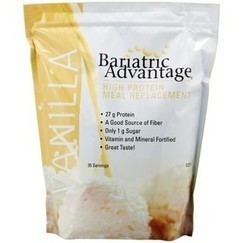 Bariatric Advantage Meal Replacement Vanilla Protein Shake - (35 Servings) | Diet Suppliment | Scoop.it